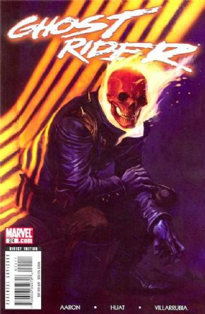 Ghost Rider #24 (2008) Marvel comic book